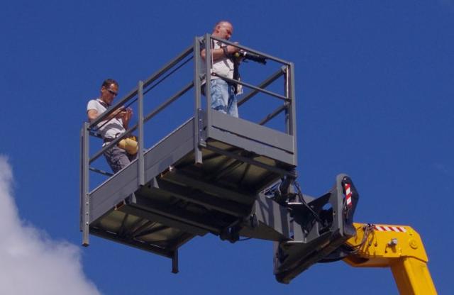 Hubstapler / Arbeitsbühne